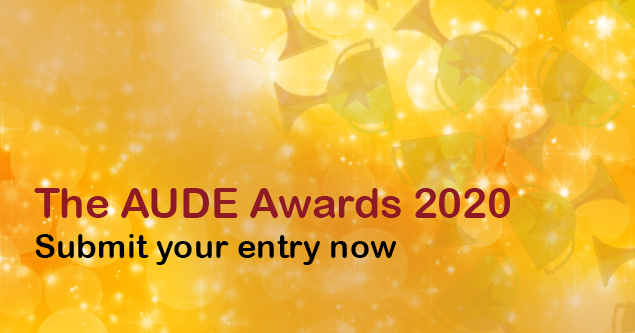 AUDE Awards 2020