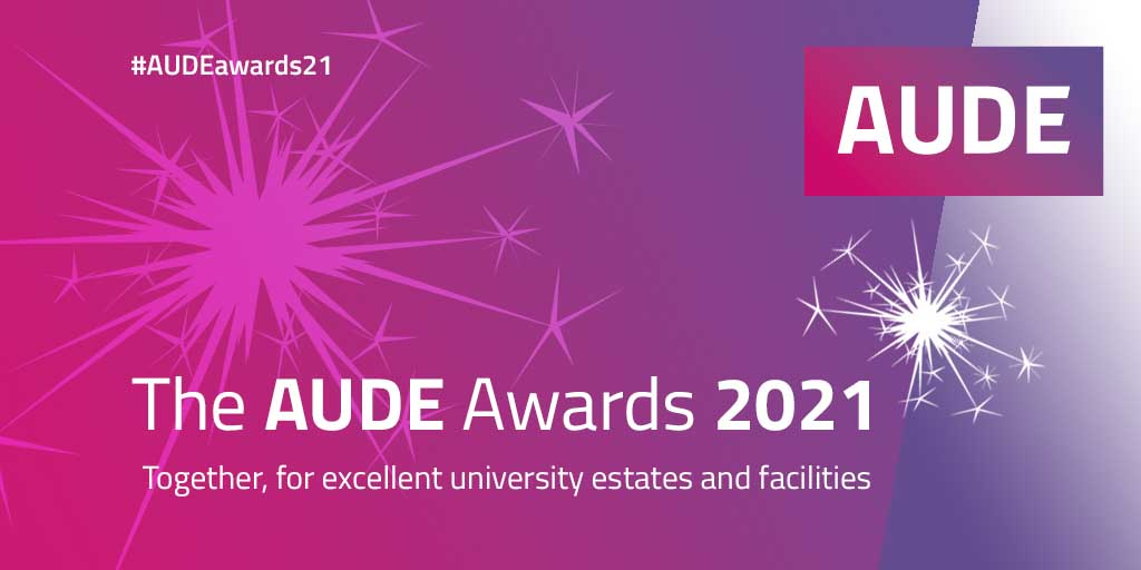 AUDE Awards 2021 - submit your entry