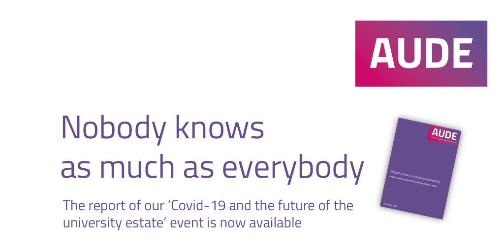 Covid-19 and the future of the university estate - event report