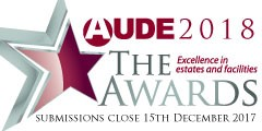 The 2018 Higher Education Estates and Facilities Awards from AUDE are open