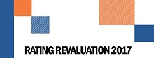Rating revaluation update