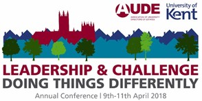AUDE Annual Conference 2018