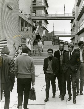 University of Surrey 1968