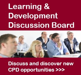 L&D discussion board