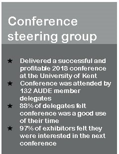 Conference steering group