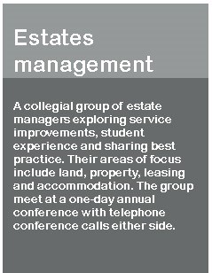 Estates management